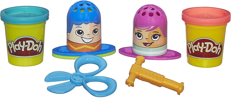 Kit Play-Doh Cabelo Maluco - Hasbro