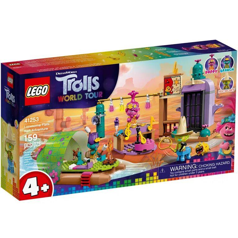 Lego Aventura de Jangada No Pântano Isolado
