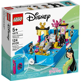 Lego Aventuras do Livro de Contos da Mulan