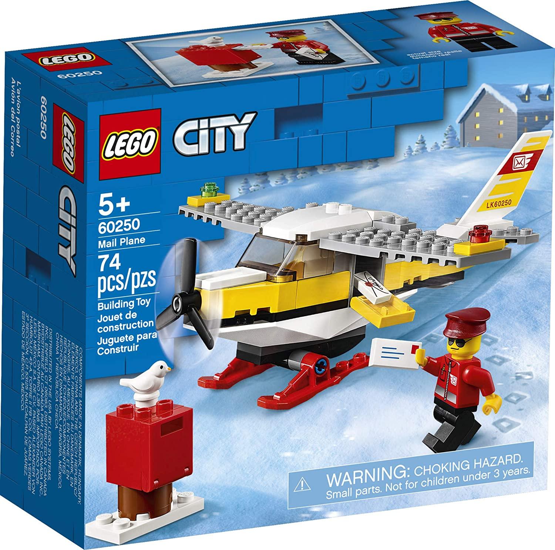 Lego Avião Correio