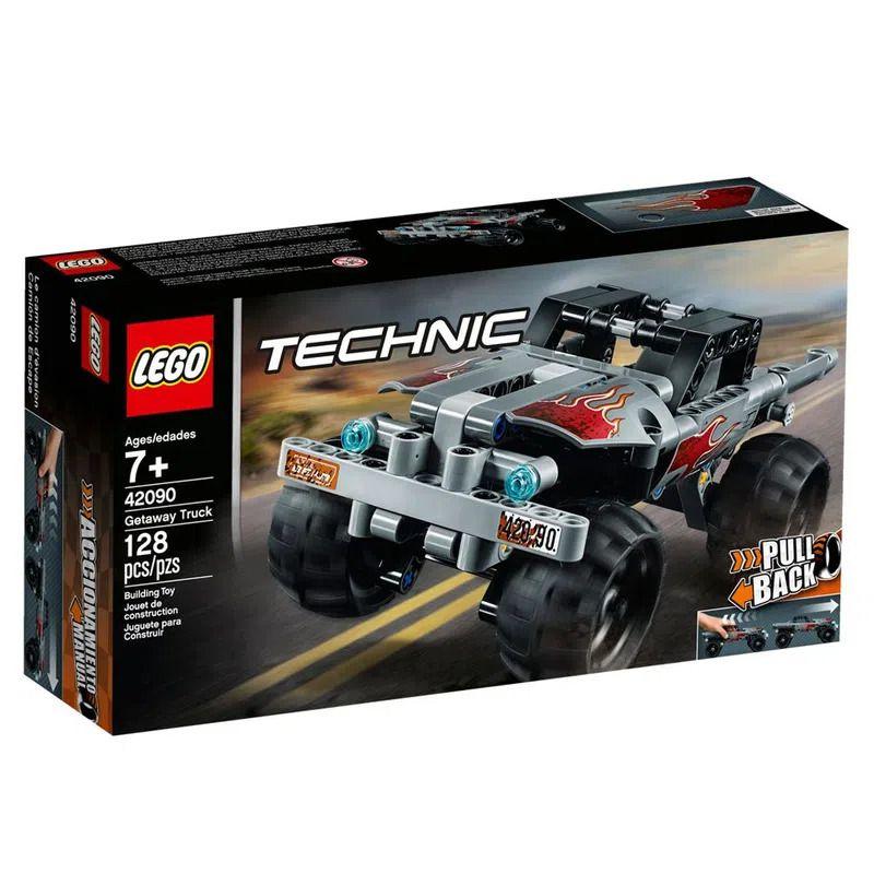 Lego Technic - Caminhão de Fuga