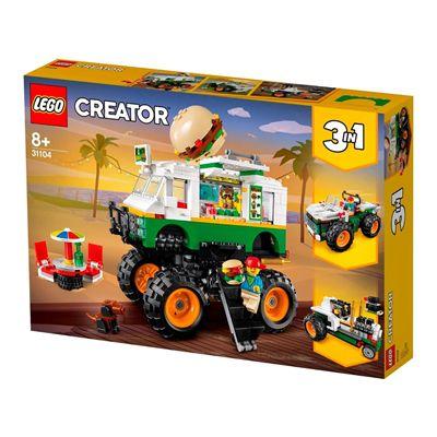 Lego Creator - Caminhão de Hambúrguer Gigante
