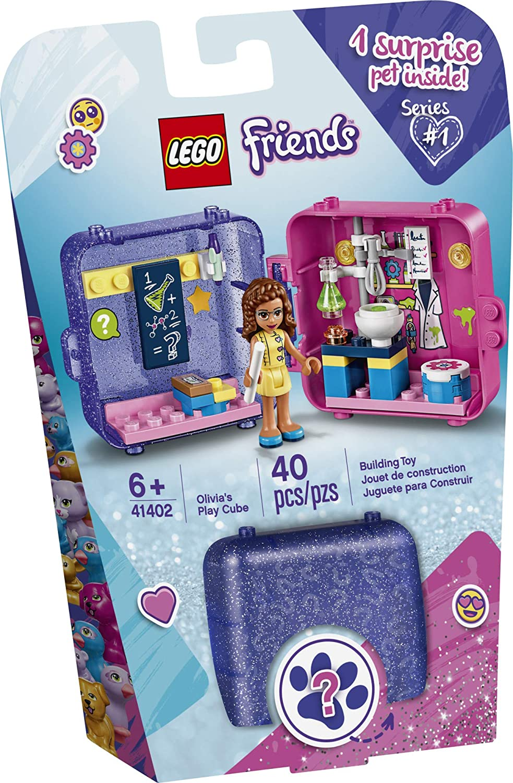 Lego Cubo de Brincar da Olivia