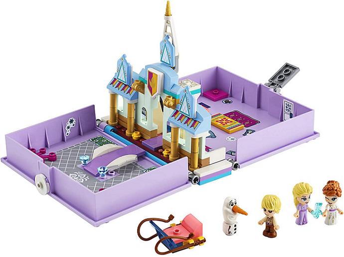 Lego Disney - Aventuras do Livro de Contos da Anna e da Elsa