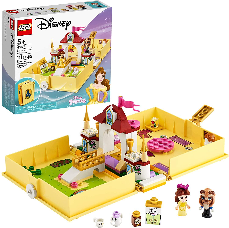 Lego Disney Princess - Aventuras do Livro de Contos da Bela