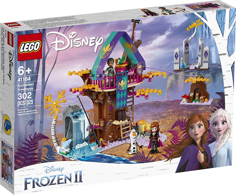 Lego Disney Princess - Casa da Árvore Encantada