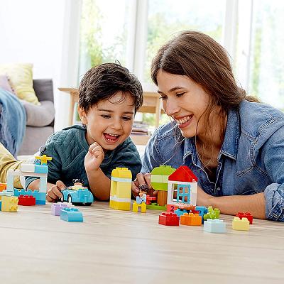 Lego Duplo - Caixa de Peças