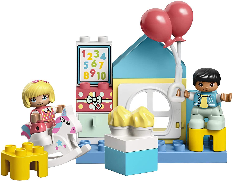 Lego Duplo - Sala de Recreação Azul