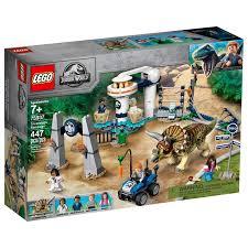 Lego Fúria de Triceratops