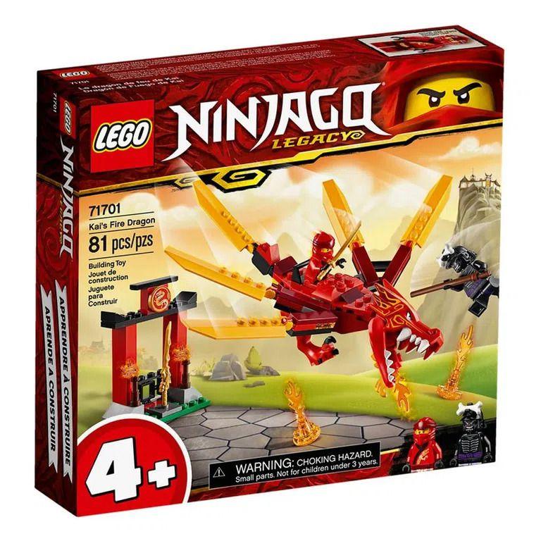 Lego Ninjago - Dragão do Fogo do Kai