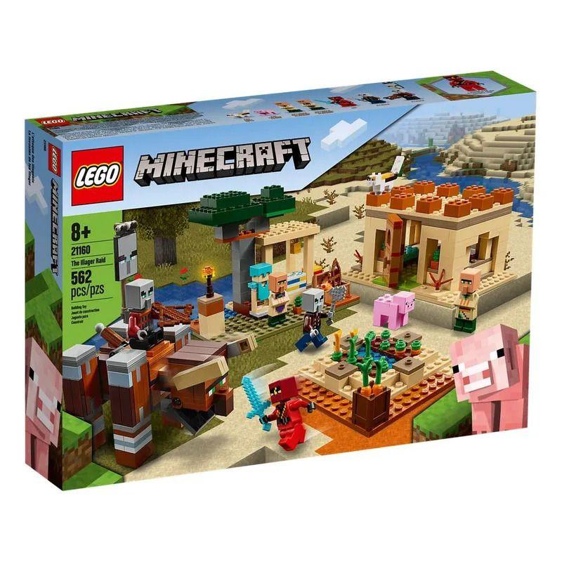 Lego O Ataque de Illager