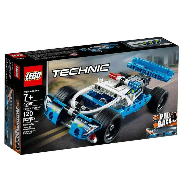LEGO PERSEGUICAO POLICIAL 2091