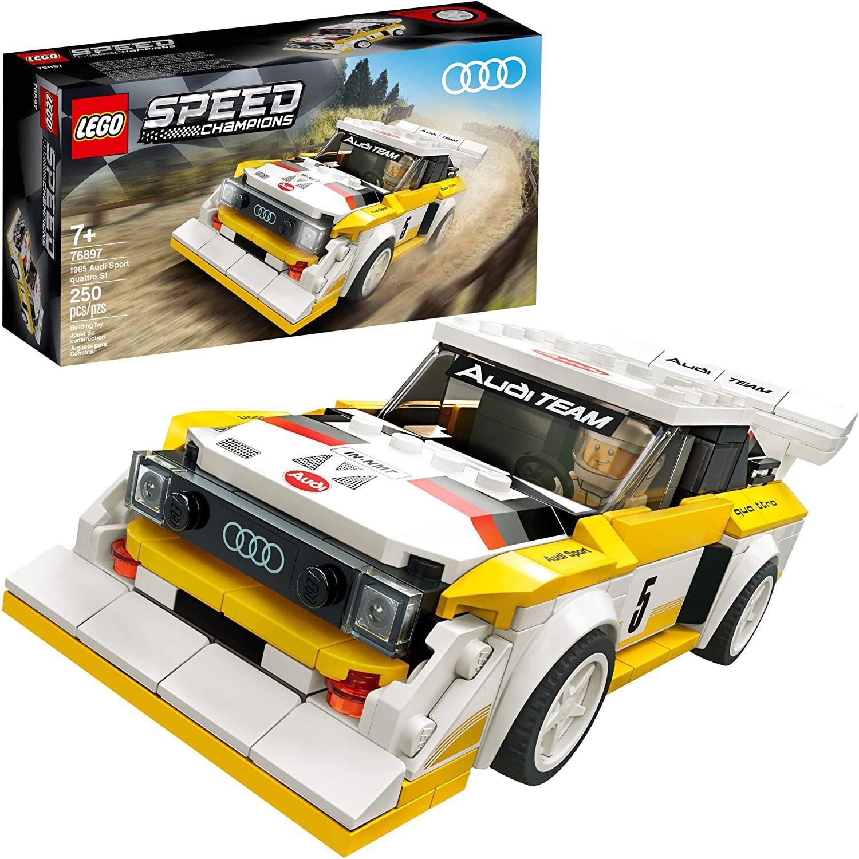 Lego Speed Champions 1985 - Audi Sport Quattro S1