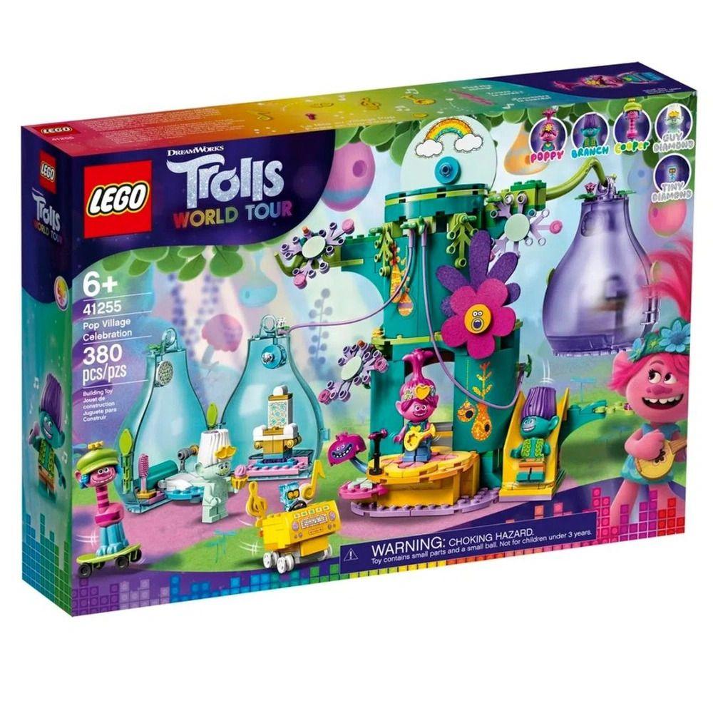 Lego Festejo Na Aldeia Pop