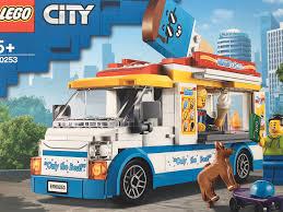Lego Van de Sorvetes