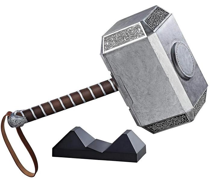 Martelo Eletrônico do Thor Avengers Legends Series - Hasbro