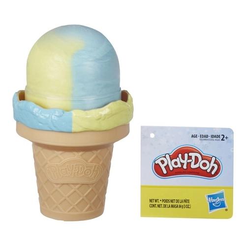Massinha Play-Doh Sorvete - Hasbro