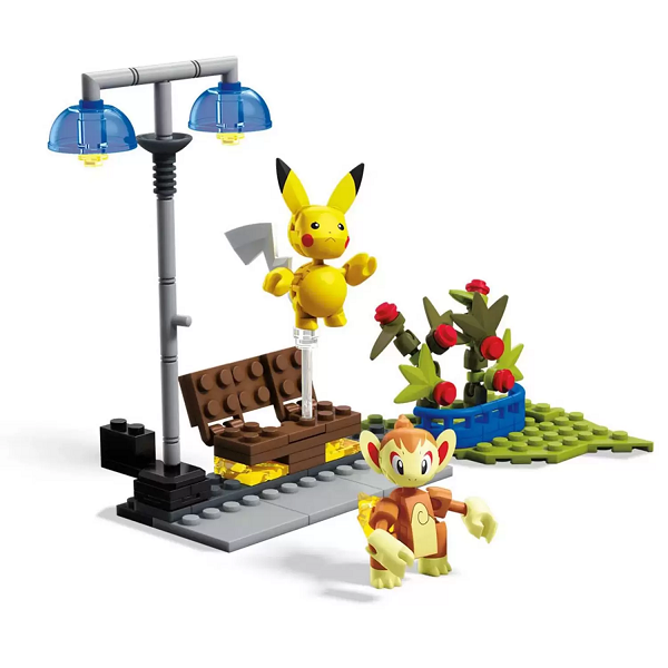 Mega Blocks Pokémon Sortidos - Mattel