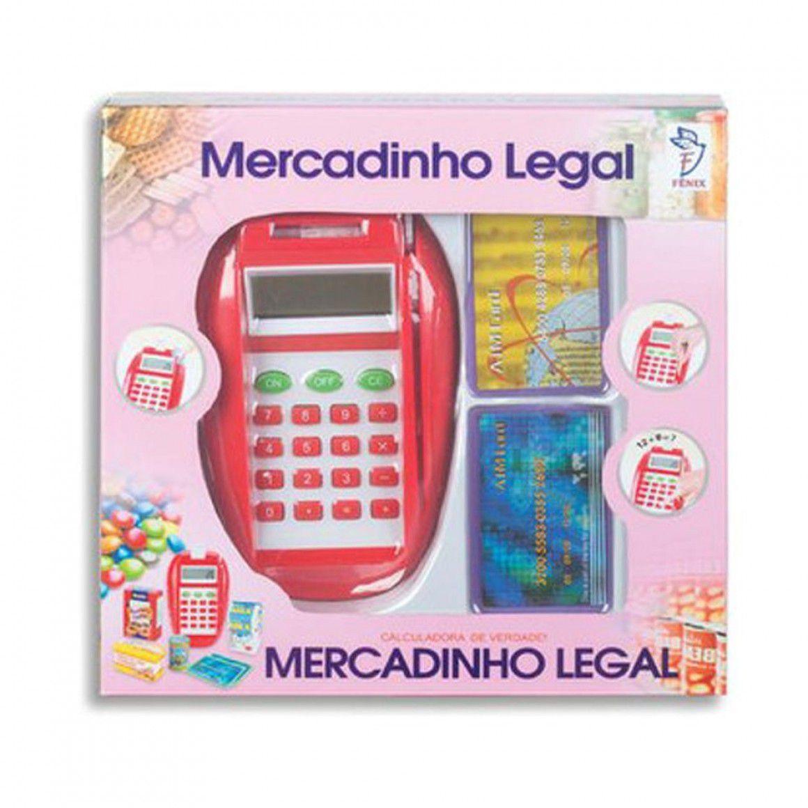 Mercadinho Legal Pequeno - Fênix