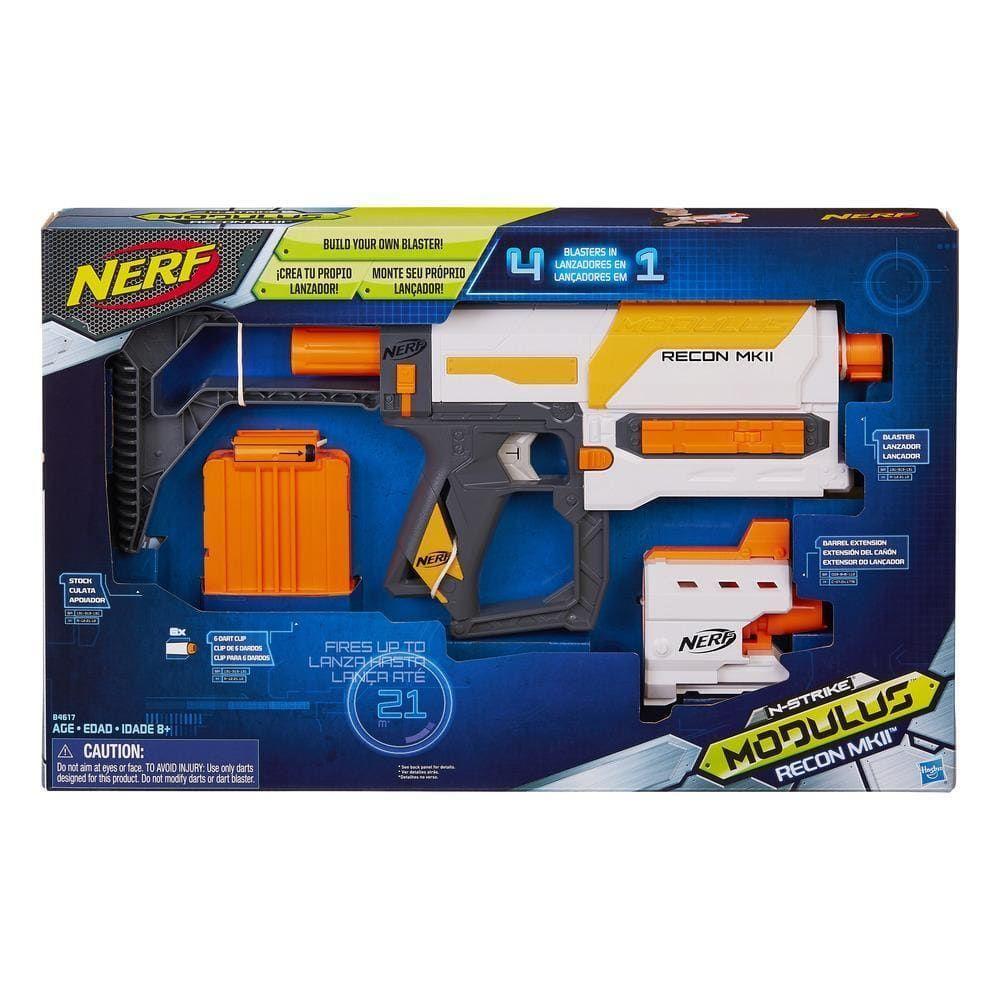 Nerf N-Strike Módulos Recon MKII - Hasbro