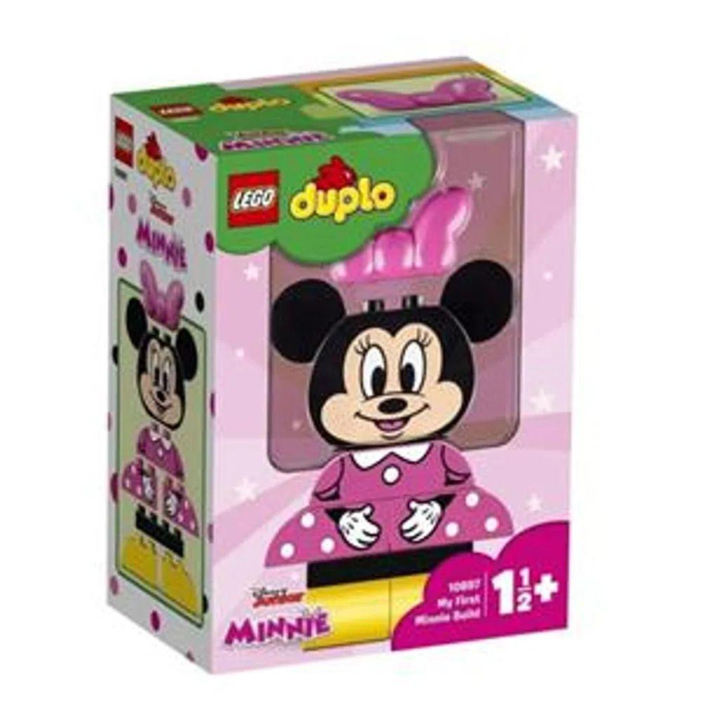 Lego Duplo - Meu Primeiro Modelo da Minnie