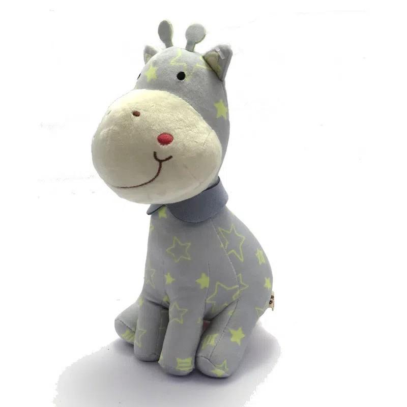 Pelúcia Metoo Girafinha Feliz