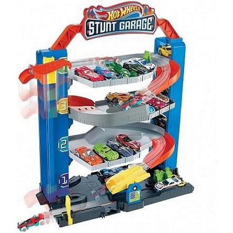 Pista Hot Wheels City Garagem de Manobras - Mattel