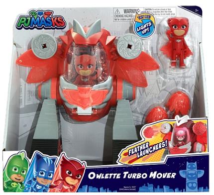 PJ Masks Turbo Movers - Multilaser