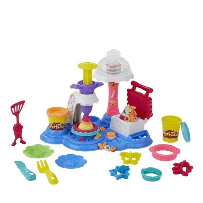 Massinha Play-Doh Festa de Bolo - Hasbro