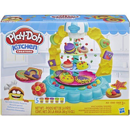 Massinha Play-Doh Festival Cookies - Hasbro