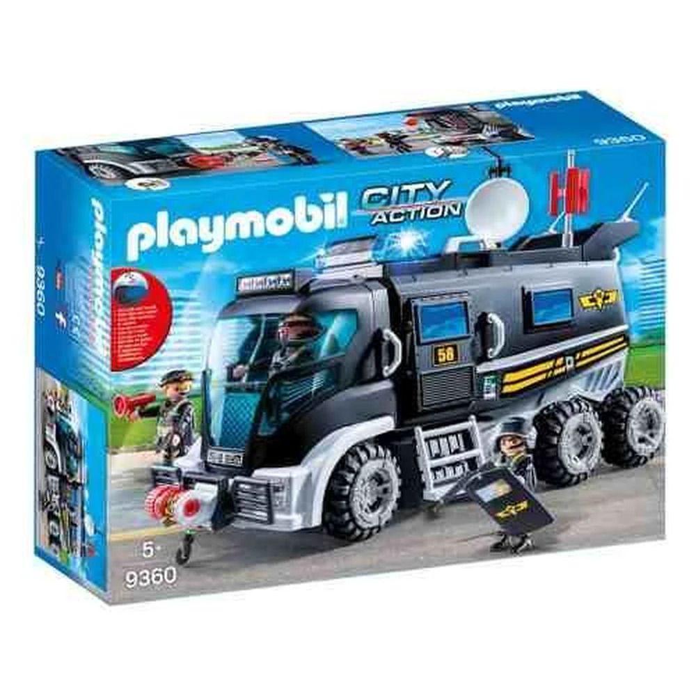 Playmobil Caminhão de Unidade Tática - Sunny