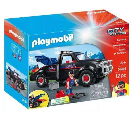 Playmobil Caminhão Guincho - Sunny
