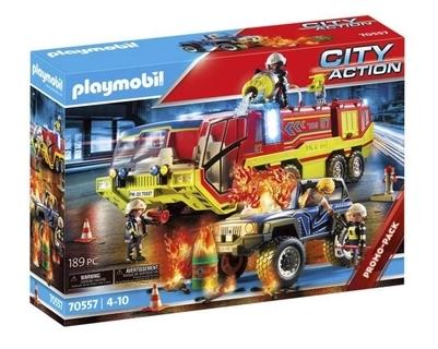 Playmobil City Action Carro de Bombeiros Com Caminhão - Sunny