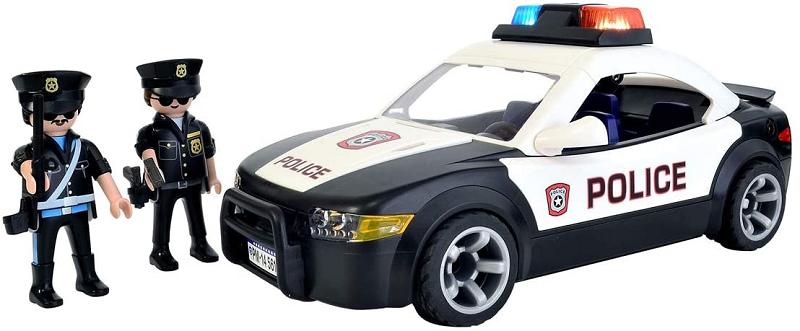 Playmobil City Action Carro de Polícia - Sunny