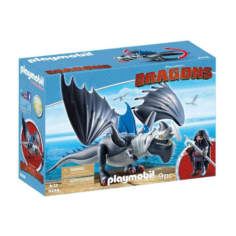 Playmobil Drago e Thuderclaw - Sunny