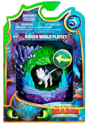 Playset Caverna do Dragão Como Treinar Seu Dragão 3 - Sunny