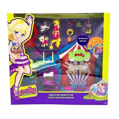 Polly Pocket Circo da Polly - Mattel