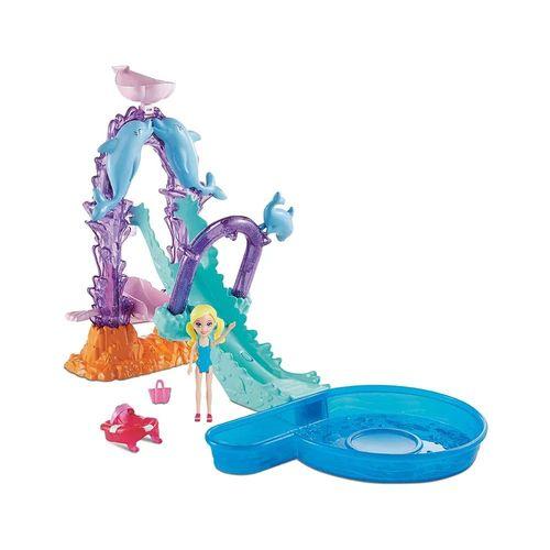 Polly Pocket Parque Aquático Golfinho - Mattel