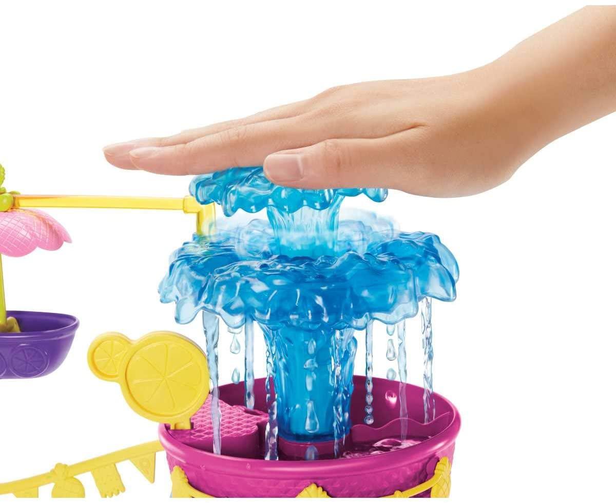Polly Pocket Parque Aquático dos Abacaxis - Mattel