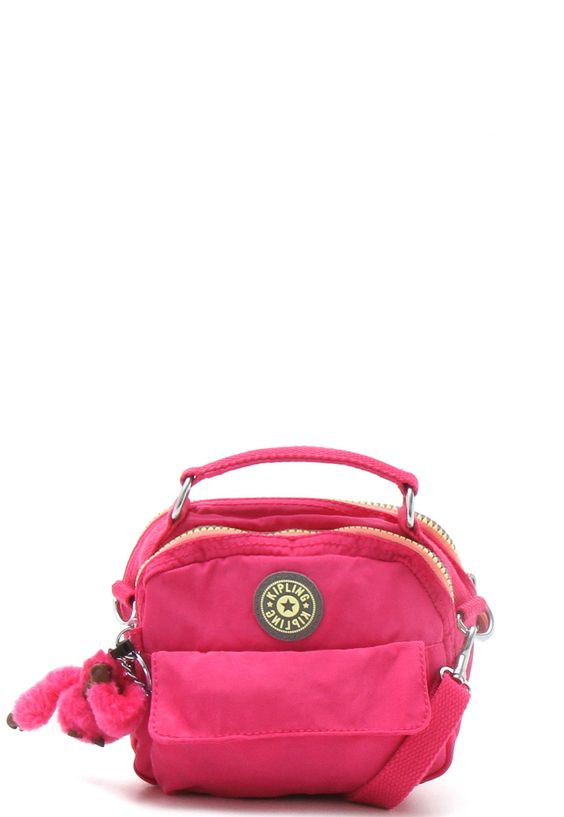 Bolsa de Mão Puck Rosa - Kipling