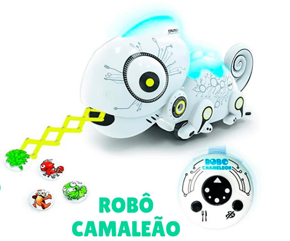 Robô Camaleão Silverlit