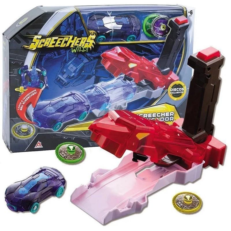 Screechers Super Lançador