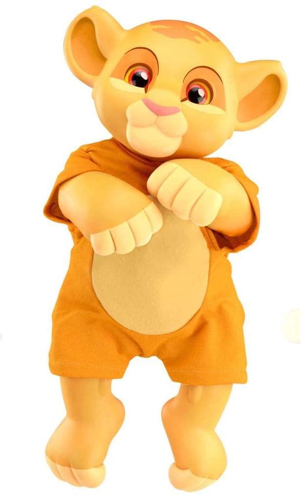 Simba Baby Rei Leão Coleção Amor de Filhote - Roma