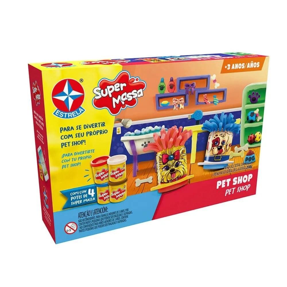 Super Massa Pet Shop - Estrela