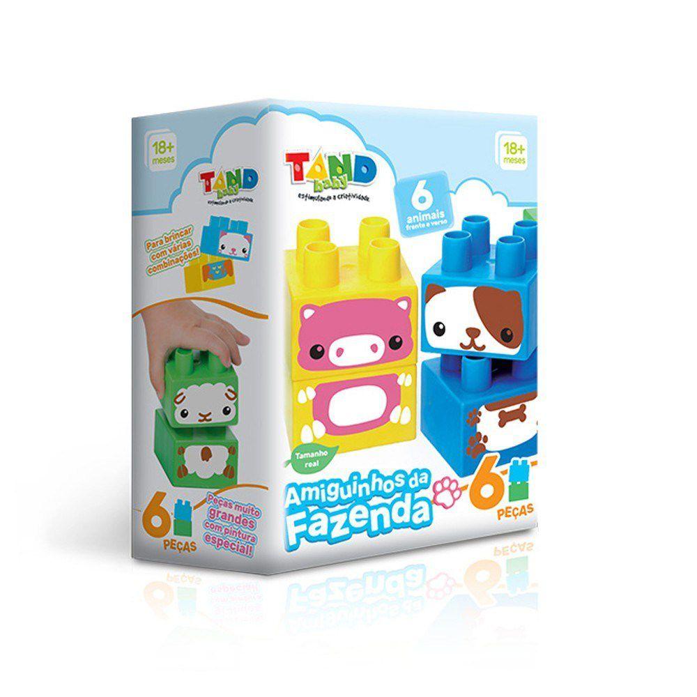 Tand Baby Amiguinhos da Fazenda - Toyster