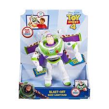 Buz Voo Espacial Toy Story 4 - Mattel