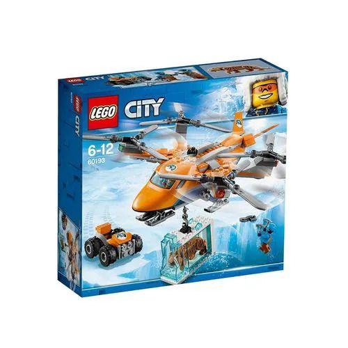 Lego Transporte Aéreo do Ártico