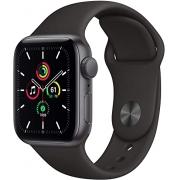 Apple Watch SE, Novo 40mm, Alumínio Preto