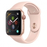 Apple Watch Series 4, Seminovo 40mm, Alumínio Dourado