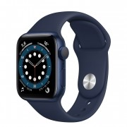 Apple Watch Series 6, Novo 40 mm, Alumínio Azul
